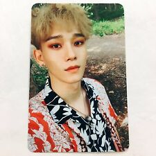 [EXO Chen] Photocard Official New The War 4th Album B Version Photo Card 첸 2
