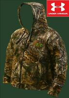 Under Armour Mens REALTREE EXTRA Camo Zip Hoodie (DX-27)