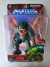 NECA Masters Of The Universe Mini-Statues LEECH Series 4 (2006) Read Description