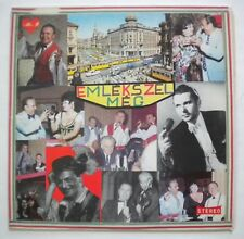 EMLEKSZEL MEG - Hungarian Folk Songs & Famous Gypsy Music - LP - AB-1002