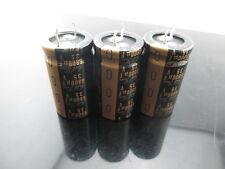2PCS Nichicon KG Gold Tune 6800uf 35v 6800mfd audio ELECTROLYTIC Capacitor cap
