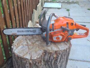 husqvarna 550xp chainsaw 50cc pro saw