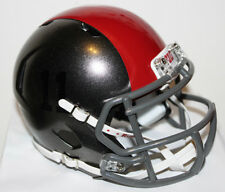 2d661bd6352 2011 Ohio State Buckeyes Alternate Custom Riddell Mini Helmet vs Wisconsin