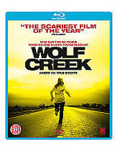 Wolf Creek [Blu-ray], New, DVD, FREE & FAST Delivery
