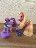 HASBRO My Little Pony Bundle, Unusual Ponies Great Condition Fun Gift
