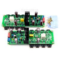 L20.5 Dual Channel  KEC KTB817 KTD1047 THD 200W 8R AMP Assembled Amplifier Board