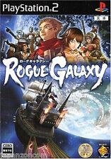 Used PS2 Rogue Galaxy SONY PLAYSTATION JAPAN IMPORT