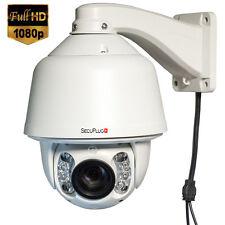 CCTV HD 1080P 2M X20 PTZ D/N IP IR Dome Camera Auto Tracking Hikvision Wiper
