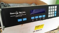 Sea Tel Inc. TAC-92   Tracking Antenna Control Unit        New