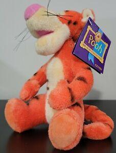 "GUND 8"" Winnie The Pooh Tigger Plush 100 Acre Collection Stuffed NWT"