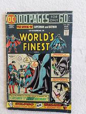 1975 DC World's Finest Comics #228 Vol #35 VG+