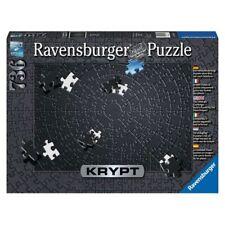 RAVENSBURGER PUZZLE KRYPT BLACK 1000 TEILE