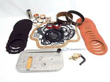 GM Turbo TH400 Transmission Super Master Rebuild Kit w/ Stage-1 Clutches Kolene