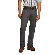 Ariat® Men's Rebar M4 DuraStretch Gray Made Tough Work Pant 10030250
