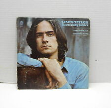 JAMES TAYLOR - SWEET BABY JAMES - with 8x10 photo and bio insert