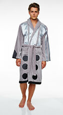Doctor Who Dalek Luxus Bademantel Bath Robe Dr. Who neu