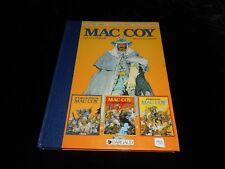 Gourmelen / Palacios : Intégrale Mac Coy 1 Editions Dargaud 1988