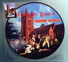 LP Picture Disc Witchfinder General - Friends Of Hell NWOBHM RSD 2017 VINILE LTD