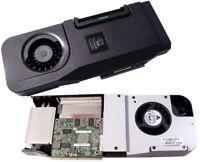 HP Nvidia Quadro 500M 1GB with Heatsink New 677907-001 N12M-Q3-A1