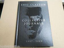 ERIC CLAYTON/SAVIOUR MACHINE - THE COLLECTIVE JOURNALS (Book) Christian Metal