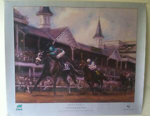 Giacomo 2005 Kentucky Derby Winner Poster/Print Churchill Downs *New*