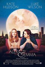Alex and Emma (DVD, 2003, Standard) - New