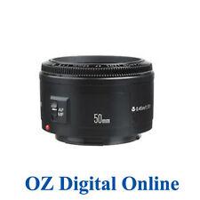 New Canon EF 50mm 50 f/1.8 F1.8 II Lens +1 Year Au Wty