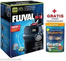 Aussenfilter Fluval 206, für Aquarien bis 200 Liter.
