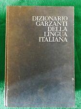 DIZIONARIO GARZANTI DELLA LINGUA ITALIANA