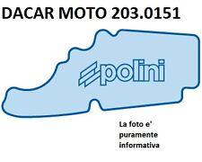 203.0151 FILTRO ARIA POLINI PIAGGIO  LIBERTY 50 2T (ruote alte)