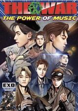 The War: The Power of Music [Box] by EXO (K-Pop) (CD, Sep-2017, S.M....