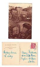 Belle CPA SARTÈNE La Douce France - La Corse Ile de Beauté - Voyagé 20 août 1947