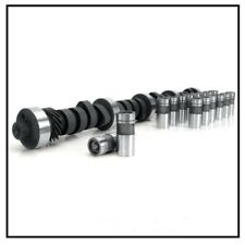"""Chevy SB 327 305 350 STREET Flat Tappet Camshaft/Cam+Lifters CL Kit .407"""" 208H"""