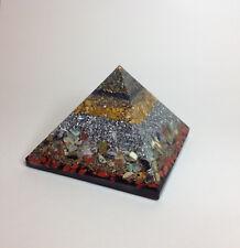 Orgonita Pirámide, 11.5 cm, peso 750g-espacio harmoniser