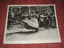"Vintage Vivien Leigh in Film Scene ""Gone With The Wind"" Publicity Movie Photo"