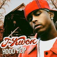 CD Album J-Kwon Hood Hop (Tipsy, Morning Light,Ic Ic) 2004 Arista