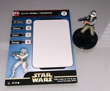 Star Wars Miniaturas Rebel Storm Elite Rebel Trooper #06