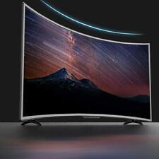 4K HDR Fernseher 32 Zoll LED Netzwerk Smart TV 3000R Krümmung 220V EU