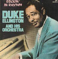 Ellington, Duke & His Orchestra - Rockin' In Rhythm AJA 5057 Vinyl LP Record