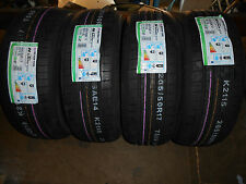 4x 205/50 17 NEXEN NBLUE 93V XL 2055017 QUALITY NEW CAR TYRES EXCELLENT WET GRIP