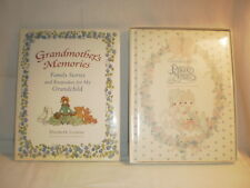 Grandmother's Precious Moments Precious Moments & Grandmother's Memories Books