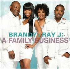 NEW Brandy & Ray J: A Family Business (Audio CD)