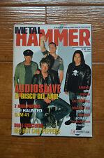 Metal Hammer Spanish Magazine - January 2003 - Audioslave Chris Cornell, Morello