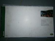Land Rover DEFENDER 1997 : schémas électriques