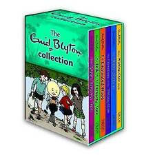 The Enid Blyton Faraway Tree & Wishing-Chair Collection: The Enid Blyton Faraway Tree & Wishing-Chair Collection by Enid Blyton (Multiple copy pack, 2012)