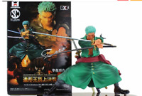 Anime One Piece Roronoa Zoro Two Years Later Battle Ver. Action Figure 15CM Toy
