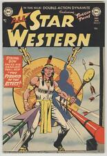 All Star Western #62 December 1951 VF+