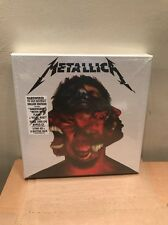 Metallica | Hardwired To Self | LMTD Colored Vinyl 3LP+Bonus CD Deluxe Box Set