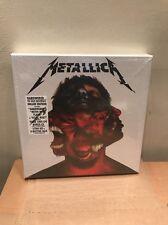 Metallica | Hardwired To Self | LMTD Colored Vinyl 3LP+Bonus CD Deluxe Box Set