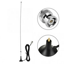 NAGOYA UT-108UV BNC Dual Band Magnetic Vehicle-mounted Antenna for Kenwood TK320